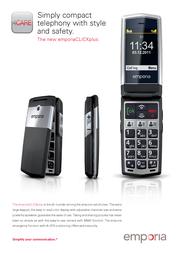 Insmat Emporia CLICK 3G 132-8290 Leaflet