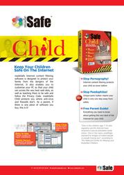 madeSafe Child BUN-OEM-SAFE-CHILD20 Leaflet