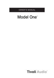 Tivoli Audio HenryKloss User Manual