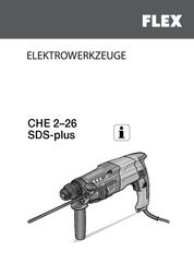 Flex CHE 2-26 SDS-plus 365.904 Data Sheet