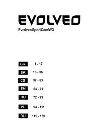 Evolveo EVOLVEO Xtracam W3 User Manual