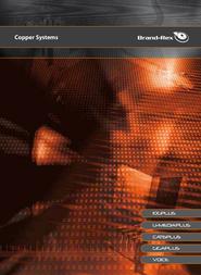 Brand-Rex 2.0m RJ45 Cat5e UTP GPCPCU020-444H User Manual