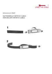 Label-the-cable LTC 2210 Leaflet
