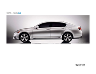 Lexus 2008 GS User Manual