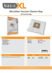 basicXL BXL-50453 Leaflet