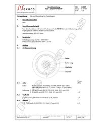 Nexans N/A 1.5 mm² Black 1.5 mm² Black Nexans 84153490 Data Sheet