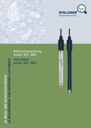 Stelzner Stelzner 3011 User Manual