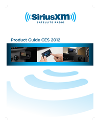 SiriusXM SXABB2 User Manual