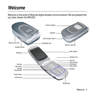 Motorola MPx200 User Manual