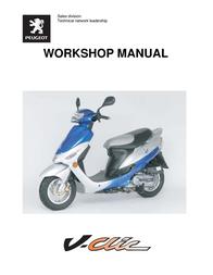 Peugeot v-clic Manual