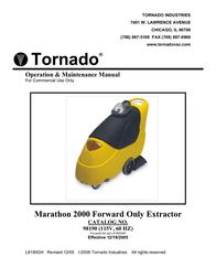Tornado 98190 User Manual