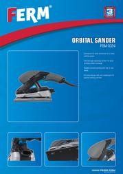 Ferm FDOS-180 Leaflet