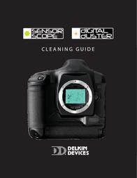 Delkin Devices SensorScope System User Manual