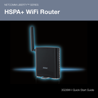 Netcomm 3G39W-I User Manual