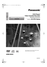 Panasonic NV-VP31 User Manual