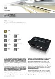 Cinterion TC65T L36880-N8670-B300 Leaflet