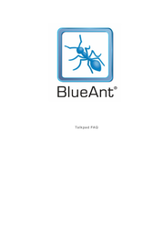 BlueAnt Talkpad Fully installed Bluetooth Car Kit Troubleshooting Guide