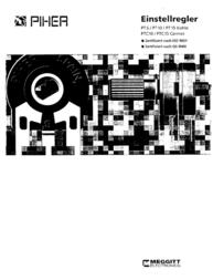 Piher Shaft for PT 15 NV/NH (Ø x L) 6 mm x 41.2 mm Black 5216 SCHWARZ Data Sheet
