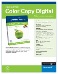 Hammermill 102467 Leaflet