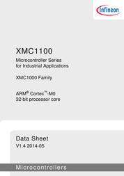 Infineon Technologies KITXMC2GOXMC1100V1TOBO1 Data Sheet