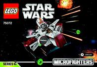 Lego Starwars LEGO® STAR WARS™ 75072 ARC-170 STARFIGH™ 75072 User Manual