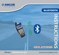 Amcor Bluetooth User Manual