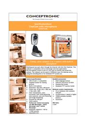 Dynalink Chatcam CCHATCAM Leaflet