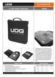 UDG 4500540 Leaflet