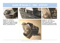 Exakta VX Leaflet