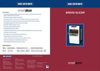 Moffat SMART SLICER MF/0861/1006 Leaflet