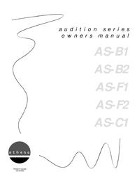 Athena as-b1 User Manual