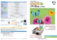 Avio iP-01 UE IP-01UE Leaflet
