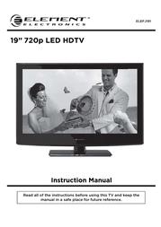 ELEMENT Electronics ELEFJ191 User Manual