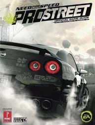 Prima Games Need for Speed: Pro Street, EN 0761558497 User Manual
