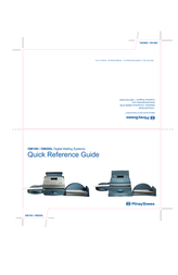 Pitney Bowes DM200L User Manual