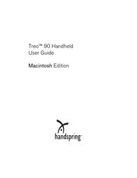 Handspring 90 User Manual
