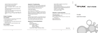 TP-LINK TG-3269 Leaflet
