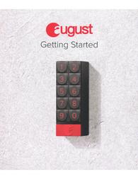 August Smart Keypad Owner's Manual