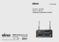 MIPRO ACT-51 ACT 51(6A) User Manual
