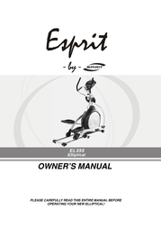 Esprit EL355 User Manual