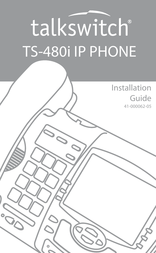 Talkswitch TS-480i User Guide