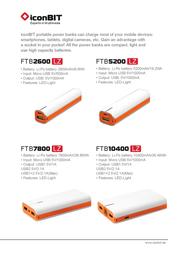 iconBIT FTB10400LZ FT-4104D Leaflet