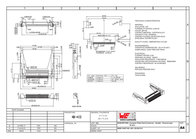 Wuerth Elektronik Würth Elektronik Content: 1 pc(s) 693120025011 Data Sheet