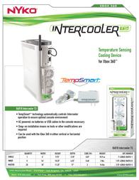 Nyko Intercooler TS 360 86018 Leaflet