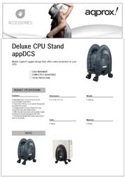 Approx APPDCS Leaflet