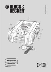 Black & Decker BDJS350 Data Sheet