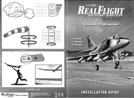Real Flight Flight Simulator Mode 2/4  GPMZ4223 Data Sheet