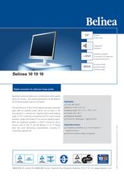 Belinea 101910 111929 Leaflet