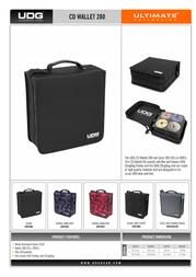 UDG 4500500 Leaflet