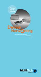Multitech MultiModem® GPRS RS-232 MTCBA-G-EN-F1-GB/IE User Manual